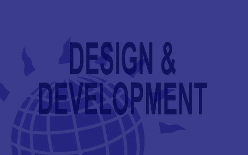 Design & development icon